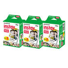 60 Prints Fuji Fujifilm Instax Instant Mini Color Film for Polaroid 300 Camera