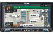 "NEW 2016 ALPINE INE-W967HD 7"" IN-DASH DIGITAL MEDIA NAVIGATION RECEIVER"