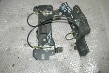 Kawasaki Z750 07-12  Rear frame locking seat lock