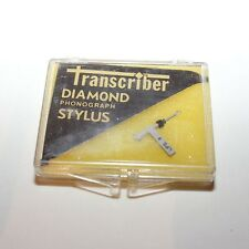 Transcribe #98 Diamond Phonograph Stylus Needle - Tetrad 53D