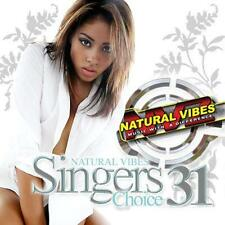 REGGAE LOVERS ROCK SINGERS CHOICE VOL 31