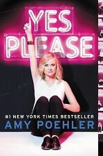 Yes Please by Amy Poehler (2015, Paperback)