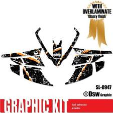 SLED GRAPHIC KIT DECAL WRAP FOR ARCTIC CAT Z1 F8 F6 F5 F SERIES 2007-2012 SL0947