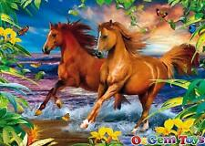 Horse in the Surf Clementoni 3D Jigsaw Puzzle 1000 Pieces