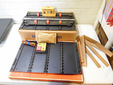 Lionel Postwar 350 Transfer Table & 350-50 Extension with Original Boxes