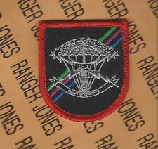 USAF Air Force Combat Weather Team Airborne beret flash patch