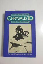 Chrysalis 10 Roy TorgesonHardcover HC 1st 1983 First Edition stated Doubleday