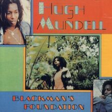 Blackman's Foundation - Hugh Mundell (1989, CD NEUF)