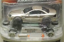 1/43 MERCEDES-BENZ SL55 AMG R/C RACER-NEW CONDITION-COMPLETE