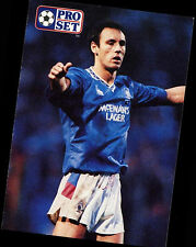 Mark Hateley Rangers #58 Pro Set Scotland 1991 Football Trade Card (C360)