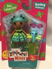 LALALOOPSY MINI DOLL BUG COLLECTION SERIES DARLING BRIGHTSIDE NEW FOR 2016 HTF