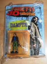 ED.HOBBY WORK SERIE FUMETTI 3D COLLECTION N° 8 MODELLINO  DAMPYR  BLISTERATO