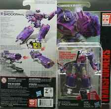 Hasbro Transformers IDW commander level G Series Sasser Shock Wave new spot !!