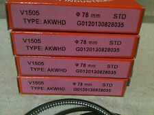 Kubota V1702  Rings and Bearings