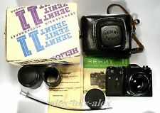 Russ. Zenit -11 Zenit 11 with Helios-44M lens SLR camera M42.Exc CLA.Box.+Gift!