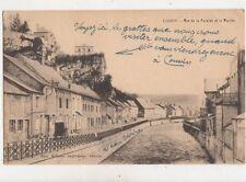 Couvin Rue De La Falaise & Le Rocher Belgium Vintage Postcard 963a