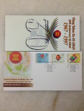 (JC) 30th Anniversary of ASEAN 1997 - FDC