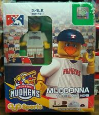 MUDDONNA MASCOT TOLEDO MUD HENS INTERNATIONAL LEAGUE OYO MINIFIGURE NEW