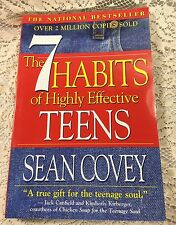The 7 Habits of Highly Effective Teens Sean Covey High School Success Principles