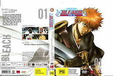Shonen Jump:Bleach:7'' 4-7-:012004/2013-TV Series Japan-4 episodes-DVD