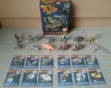 WALKING WITH DINOSAURS 3D - SERIES 1 - COMPLETE SET - JOB LOT - VERY RARE