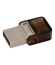 Kingston DT 16GB Microduo OTG USB 3.0 Pen / Flash Drive 16 GB