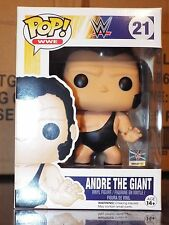 WWE Andre the Giant Pop! Vinyl Figure! Funko! New!
