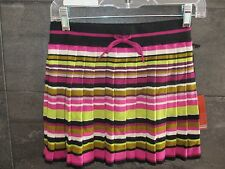 Missoni for Target zig zag sweater skirt size XS New