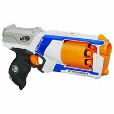 Nerf N Strike Elite Stryfe Blaster Gun wt 6 Elite darts Fires darts up to 75 ft