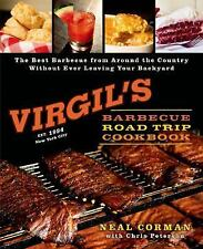 Virgil's Barbecue Road Trip Cookbook: The Best Barbecue From Around th-ExLibrary