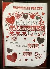 Especially For You - Happy Valentine's Day - 3D Valentine's Card