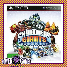 Skylanders Giants Game Only PS3 (Sony PlayStation 3) Brand New