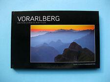 BUCH-Vorarlberg Naturlandschaften v. Hanno Thurnher Neu Tolle Fotos