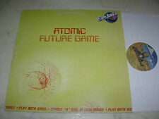 Rockets ATOMIC/FUTURE GAME * RARE ITALO discoteca MX * Cosmic discoteca * 1982 *