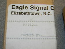 Eagle Signal (now Danaher) MX162L1 DISCRETE OUTPUT, 2 PT., RELAY 120 VAC, 2A