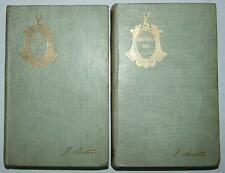 Jane Austen, Mansfield Park, 1894, 2 Volumes, Cooke Illustrated edition.