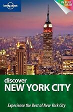 Discover New York (Lonely Planet Travel Guide), Lonely Planet, New Book