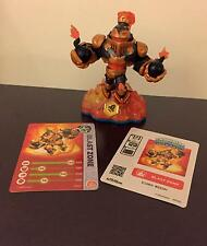Skylanders Swap Force Blast Zone Brand New Loose With Card & Sticker