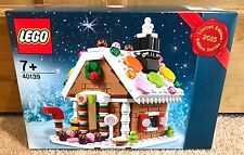 NEW SEALED LEGO GINGERBREAD HOUSE (SET 40139) CHRISTMAS 2015 LIMITED EDITION HTF