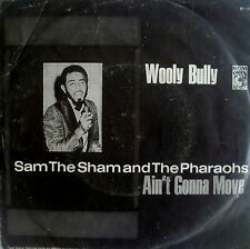 "7"" 1965 VG++! SAM THE SHAM & THE PHARAOHS : Wooly Bully"
