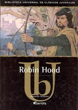 Robin Hood (Classics for Young Readers Series) (Spanish Edition)