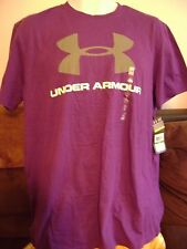 MENS UNDER ARMOUR SHIRT-LRG- NEW WITH TAGS. HEAT GEAR-SPORT SHIRT
