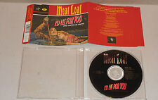 Single CD Meat Loaf - I'D Lie for You and thats the Truth  1995 3.Tracks MCD M 9