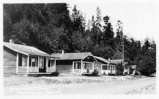 Photo. ca 1934. Qualicum Beach, BC Canada. Grandview Camp