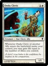 Ondu Cleric x4 Magic the Gathering 4x Zendikar mtg card lot