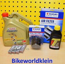 Suzuki GSX 1300 R Hayabusa 08-16 Service kit Wartungs kit Inspektion s set GSX-R