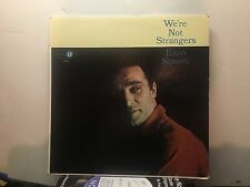 ENZO STUARTI - We're Not Strangers ~ JUBILEE 1041 {nm dg orig} w/Orchestra  NICE