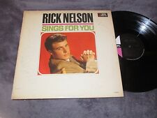 Rick Nelson, Sings For You