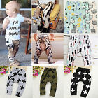 2016 Baby Toddler Infant Boys/Girls/Unisex Trousers Leggings Pants Bottoms 0-7Y