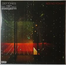 Deftones - Koi No Yokan LP 180g vinyl NEU/SEALED gatefold sleeve